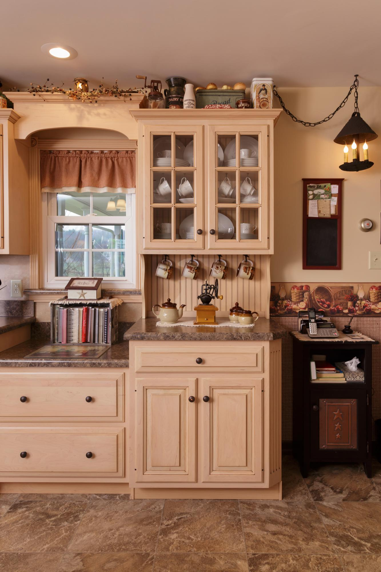Kitchen Cabinets Scenic View Woodworking